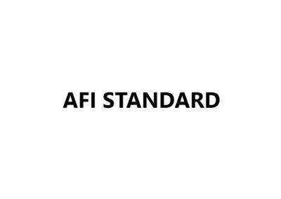 AFI Standard